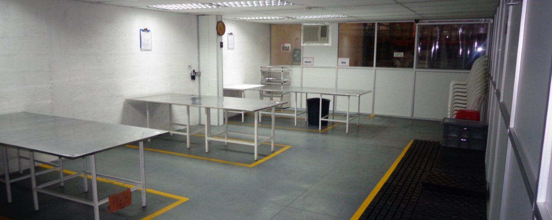 Área de Producción